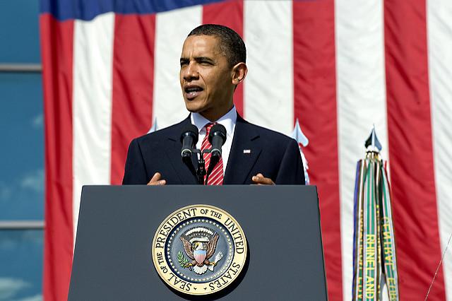 President Obama at Fort Hood
