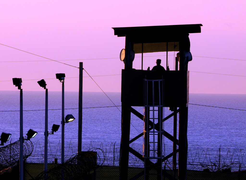 Honor Bound Guard Tower